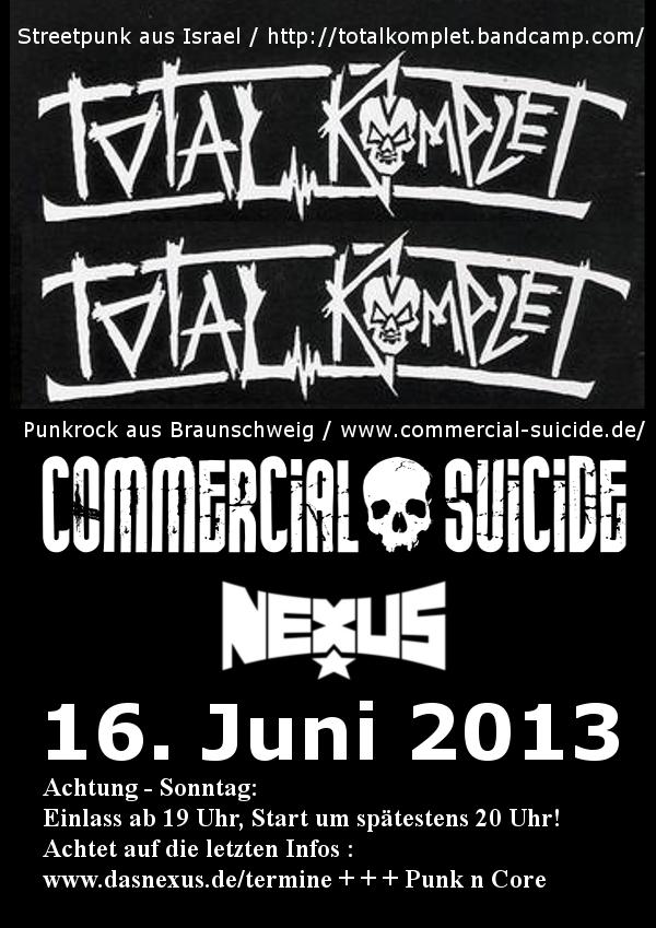 20130616_TotalKomplet_CommercialSuicide